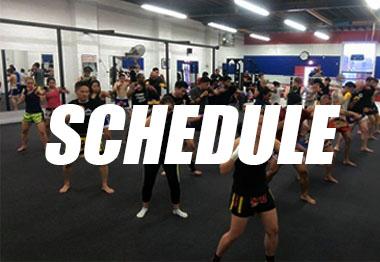 Siam schedule