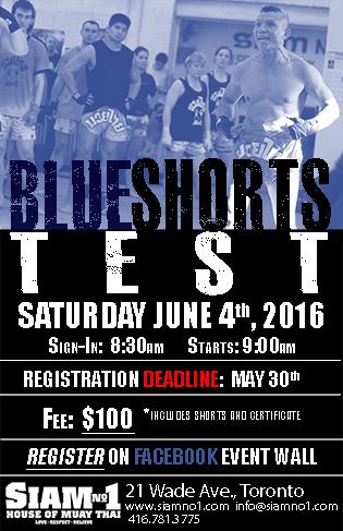blue shorts test june4